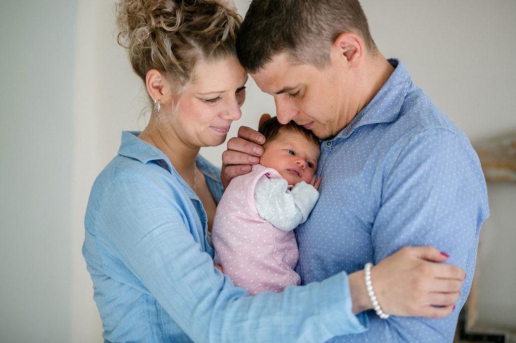 Neugeborenenshooting Newborn Shooting Dresden