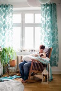 Homestory Neugeborenenfotografie Dresden