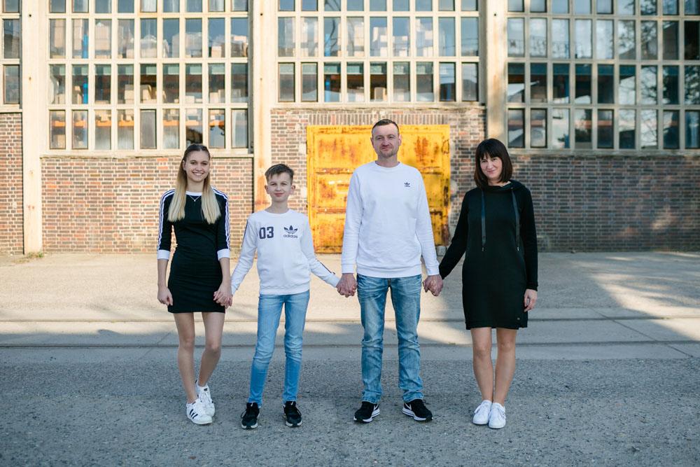 Familienshooting Dresden Zeitenströmung