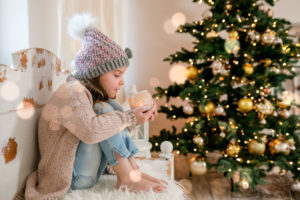 Weihnachten Familienshooting Dresden