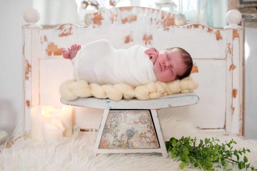 Neugeborenenshooting Dresden